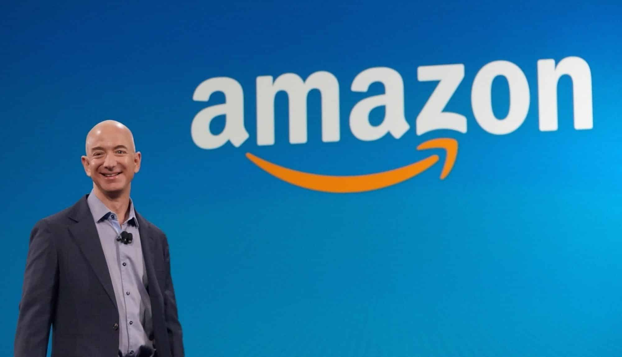 why amazon is the largest retailer