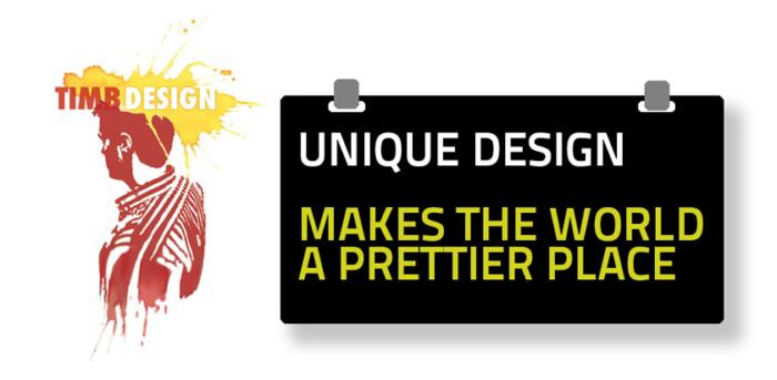 Unique design makes the world a better place