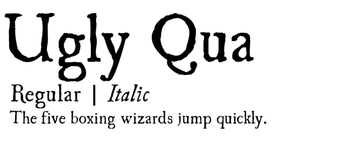 ugly-qua-hipster-fonts-vintage-modern-serif-fonts