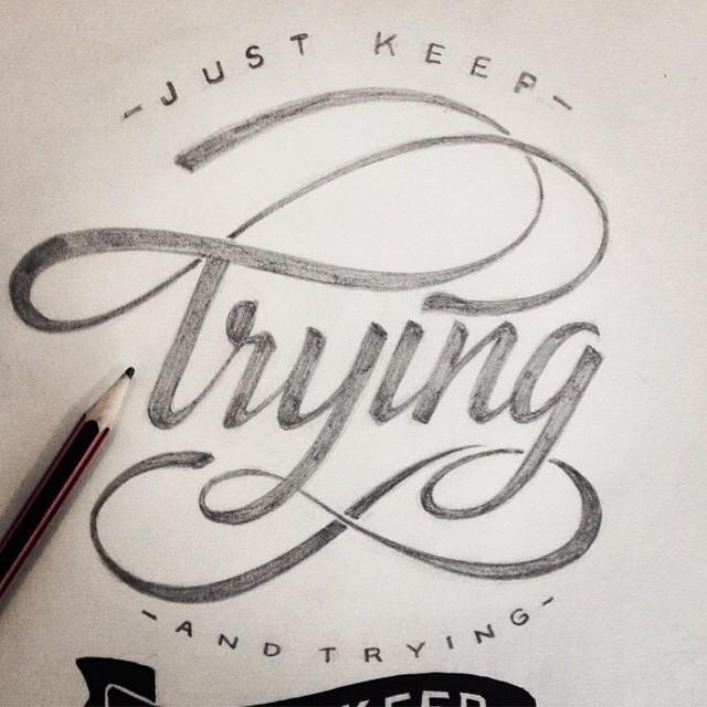 Great hand-lettering instagram goodtype