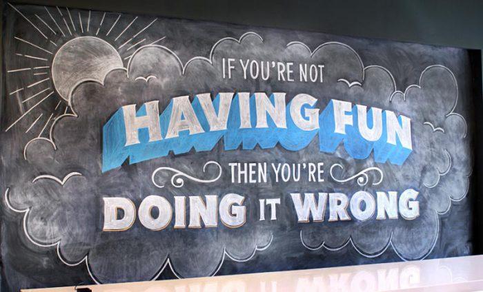 Scott Biersack - Having fun, doing it wrong