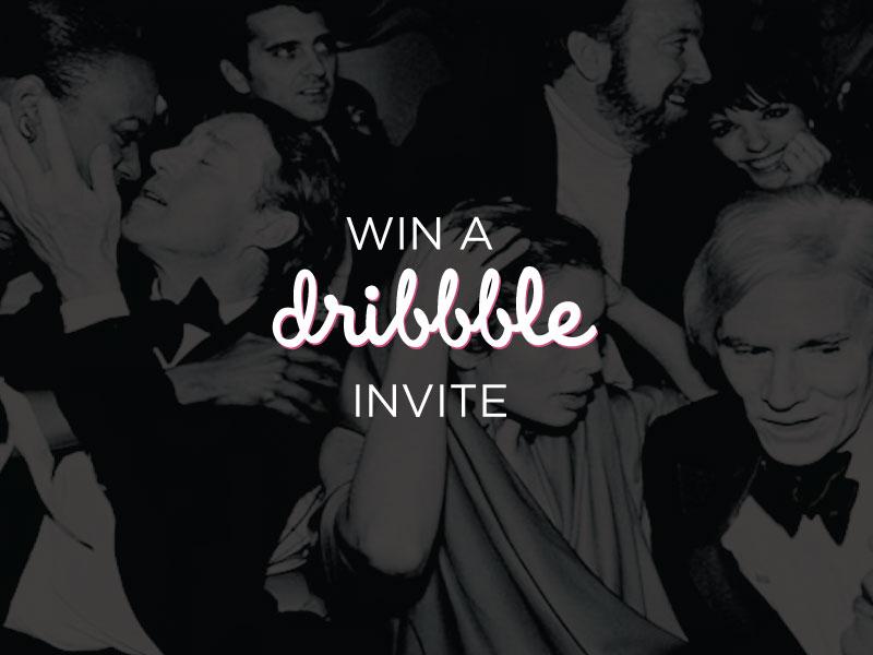 Win a Dribbble Invite