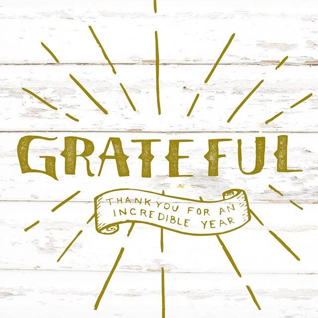 Grateful - New Year
