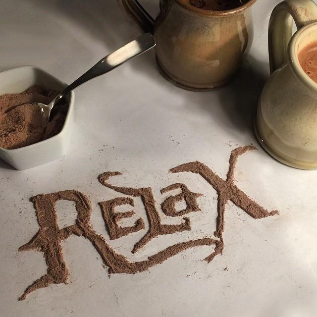 'Relax' - Hot Chocolate