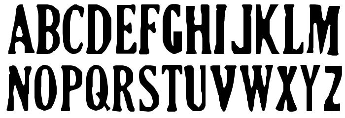 Crimosn petal f-ree font free font