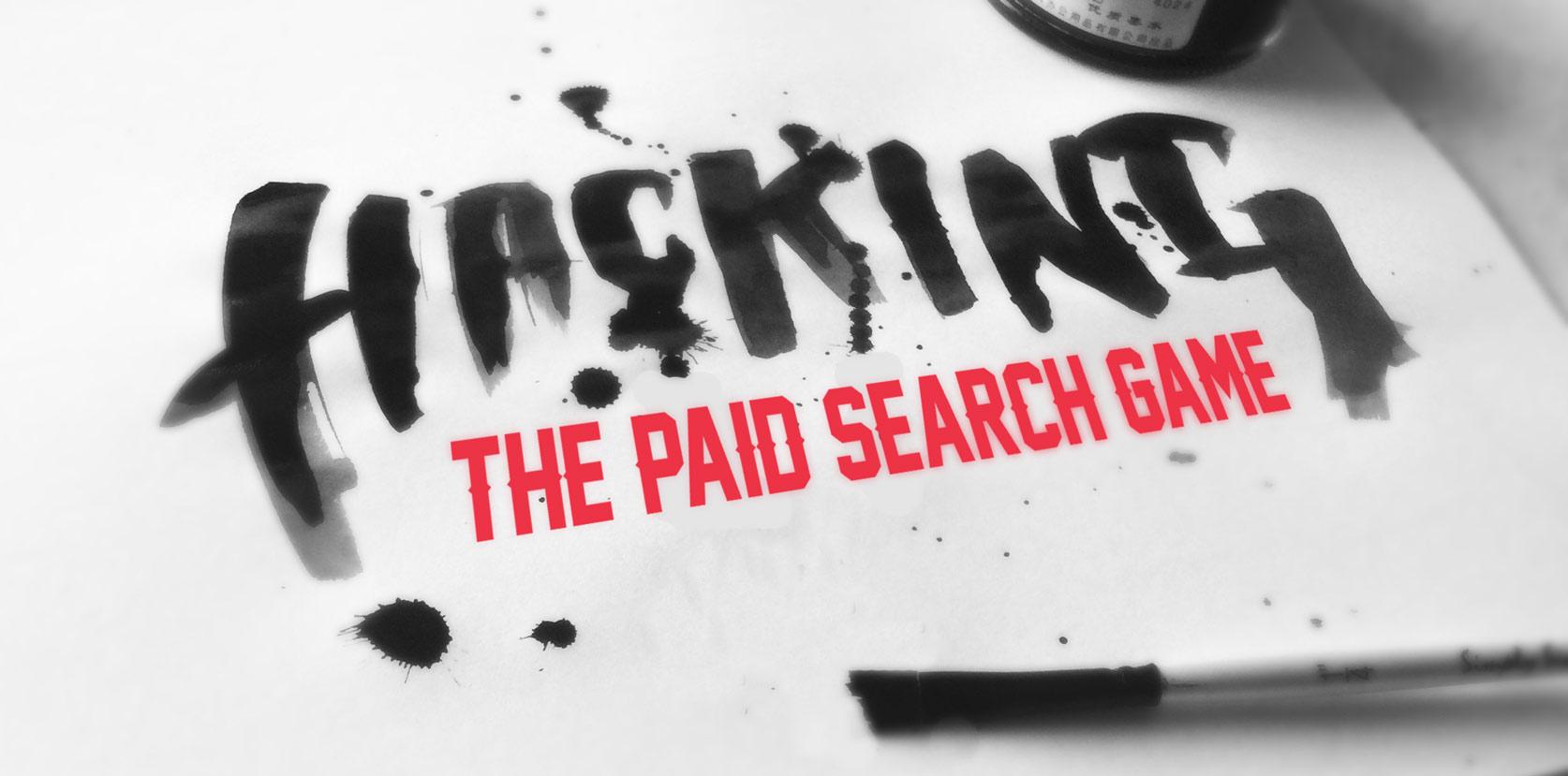 hacking paid search game - 3 strategies - remarketing -web design - wordpress