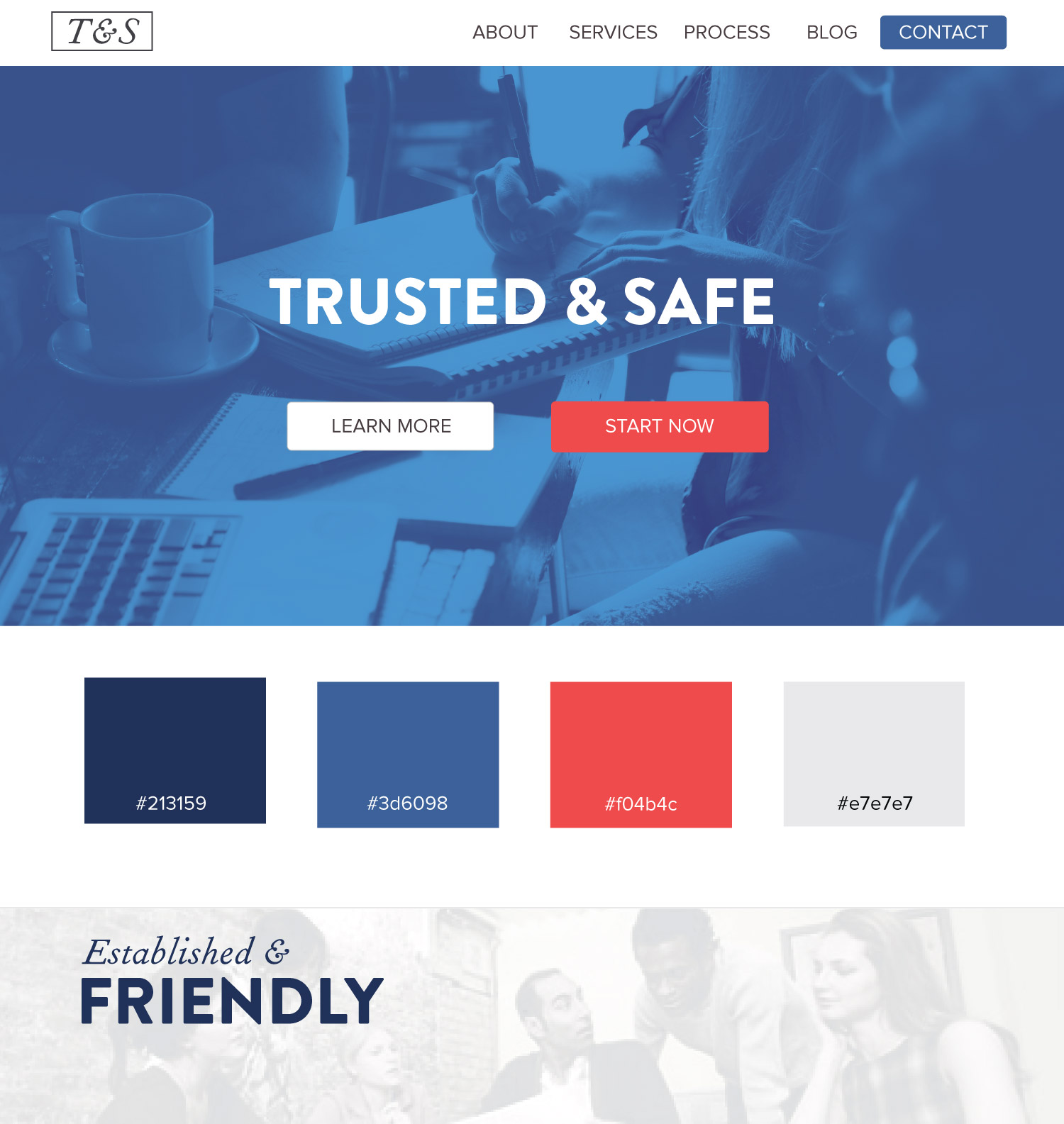 5 Web Design Color Palettes From Black And Gold Websites
