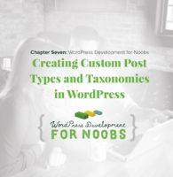 Creating Custom Post Types and Taxonomies in WordPress
