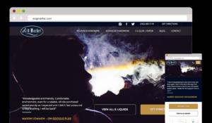eCig Market – Art Direction & Development