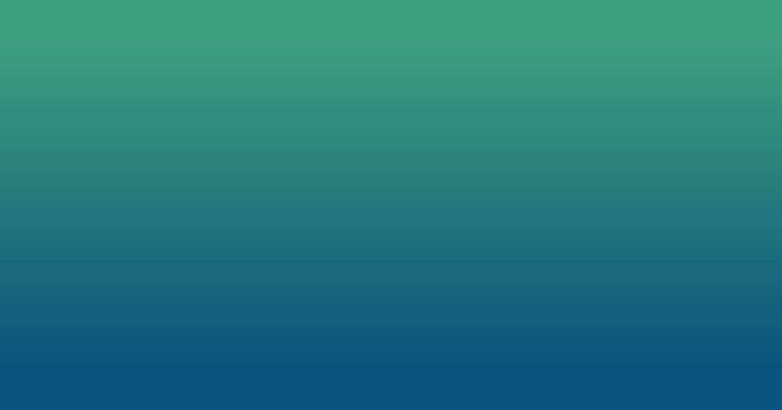 Green to Blue UI Gradient Background