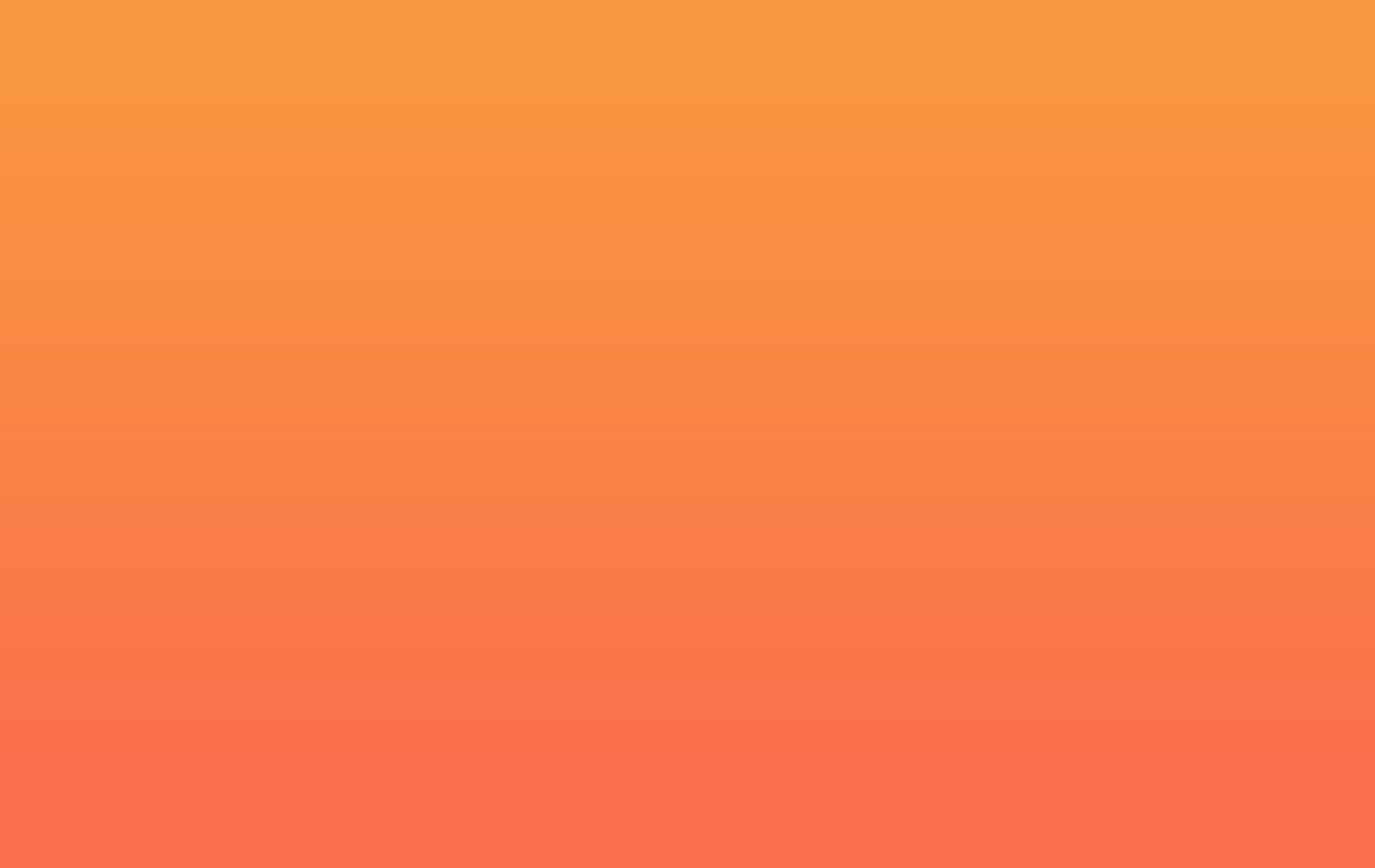 Sour Tropical Yellow Orange Gradient UI Background