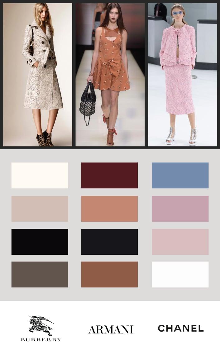 Flesh Tones, Pale, Pink, white
