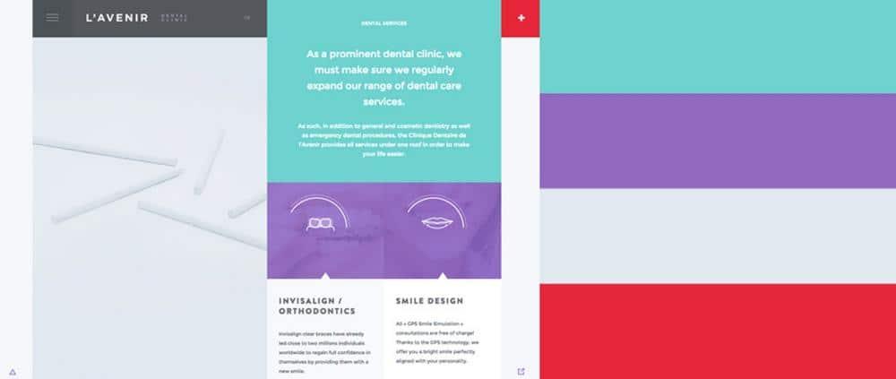 Web Design Color Scheme