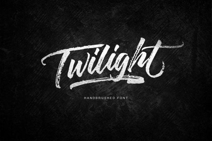 Twilight Font - Best Free Hipster Fonts