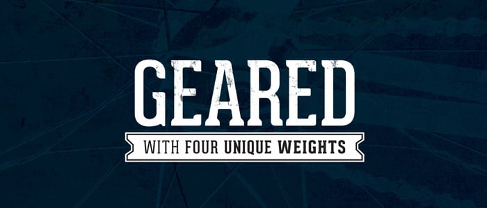 Geared - Best Free Hipster Fonts
