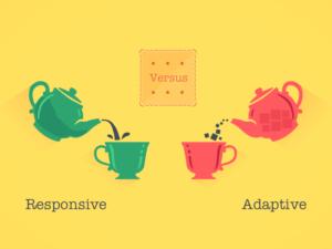 Choosing between Responsive and Adaptive Web Design