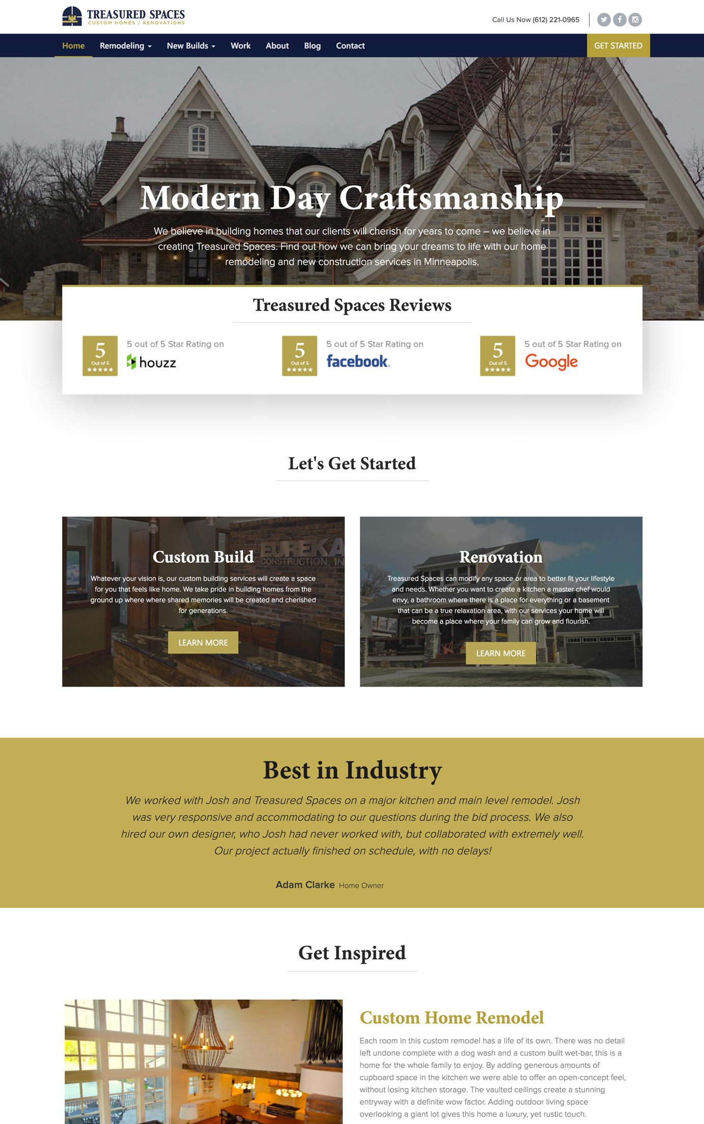 Minneapolis Construction Company