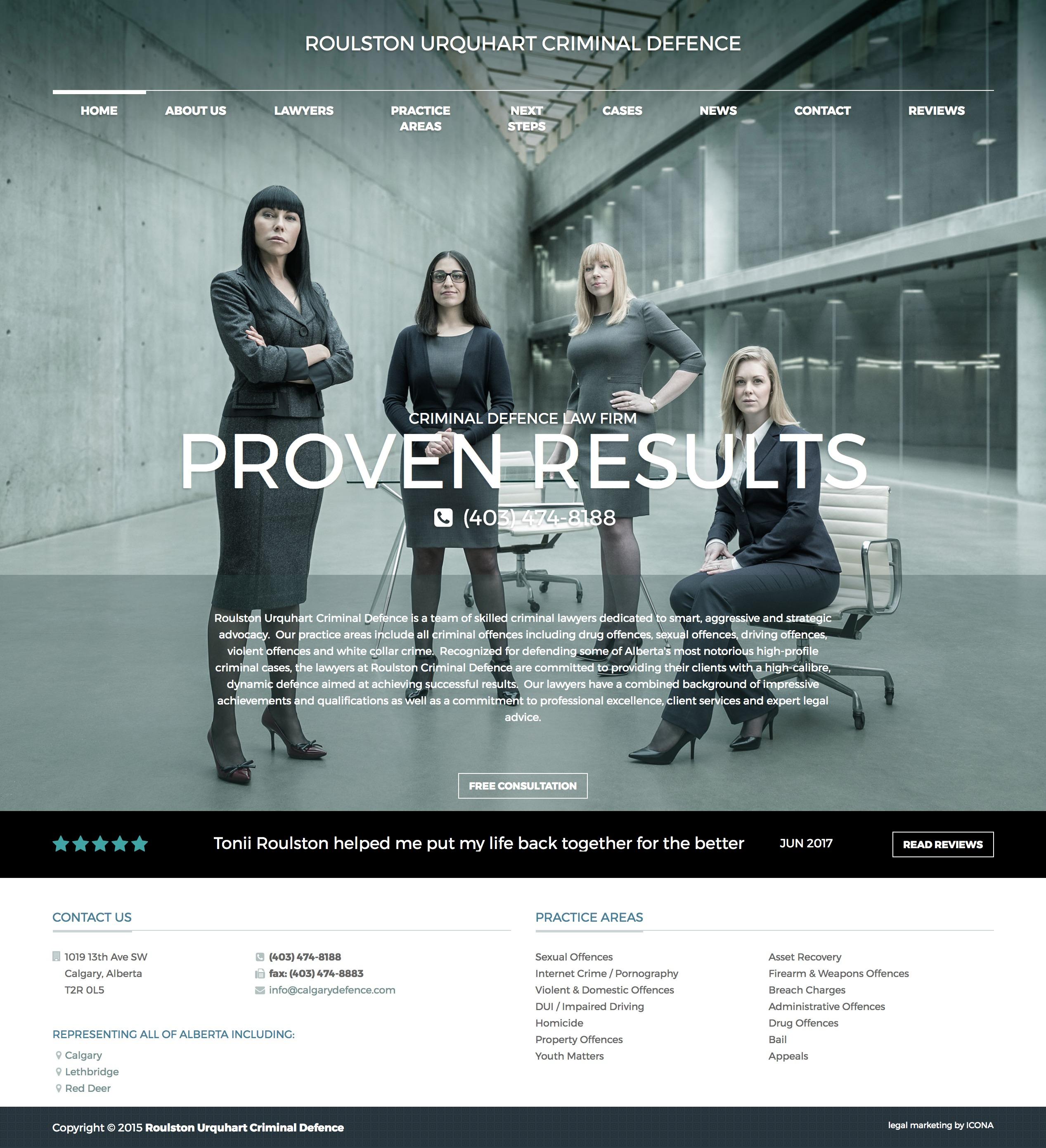 Lawyer Web Design- Legal Services Digital Marketing