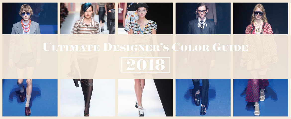 Color Forecast of 2018