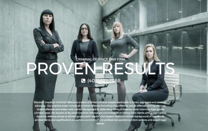 Lawyer Web Design Inspiration