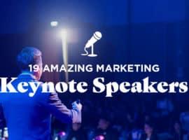 19 Amazing Marketing Keynote Speakers + Speeches - Digital Marketing Trends Youtube Videos