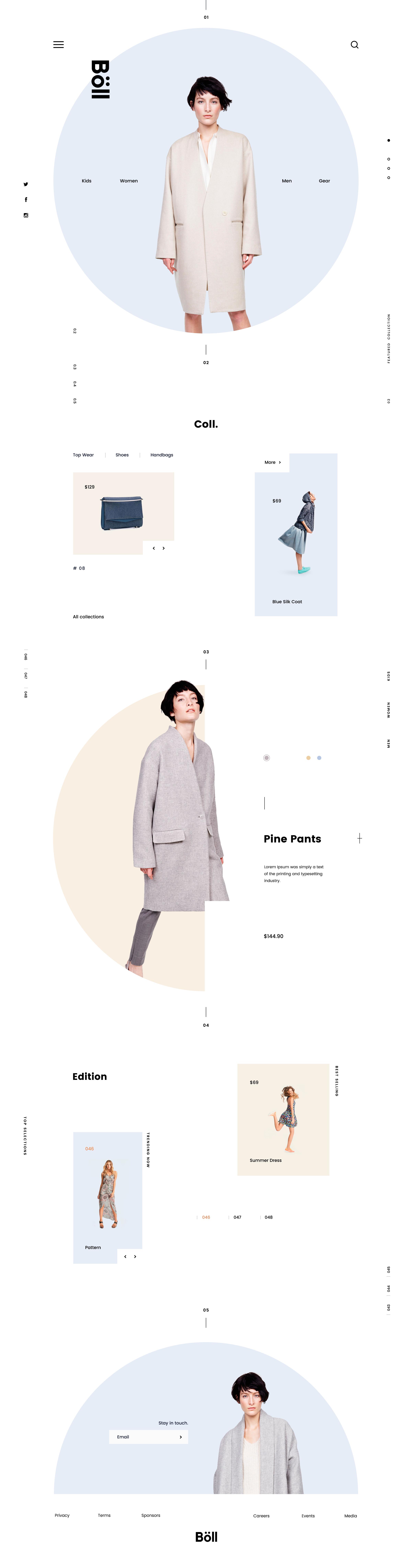 Website Design Inspiration
