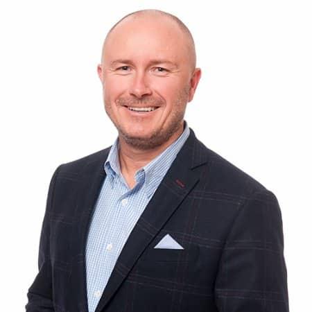 Craig Wilson from Sticky Digital
