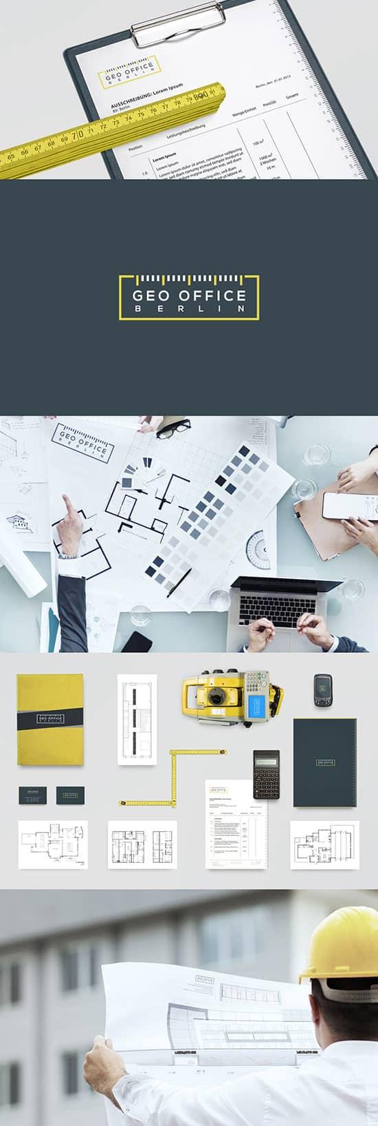 Branding Logo Design for General Contractors