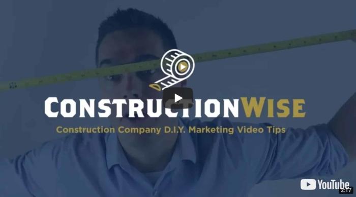 ConstructionWise - Gaining Trust