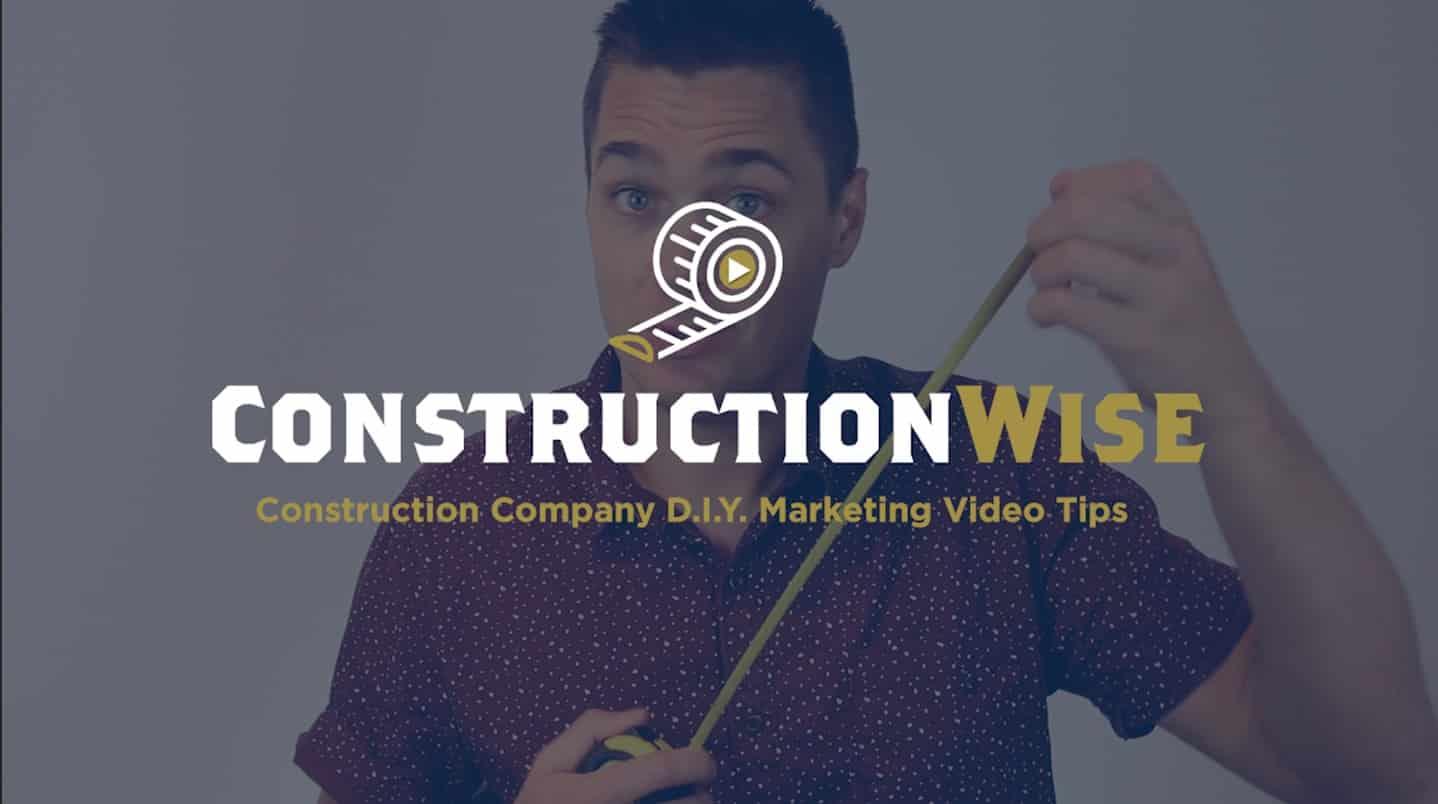 Construction Company Social Media Marketing