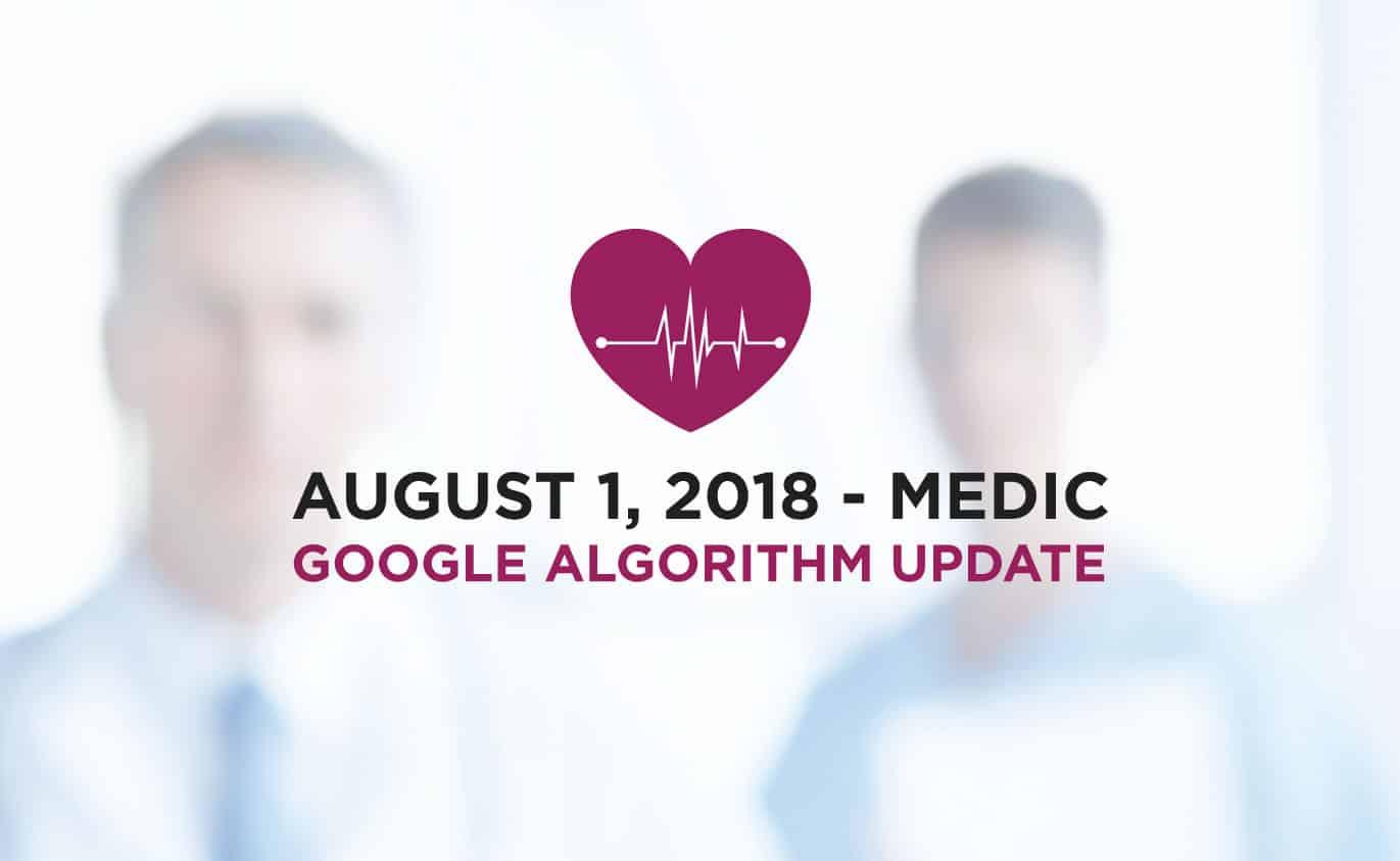 Medic Algorithm Update