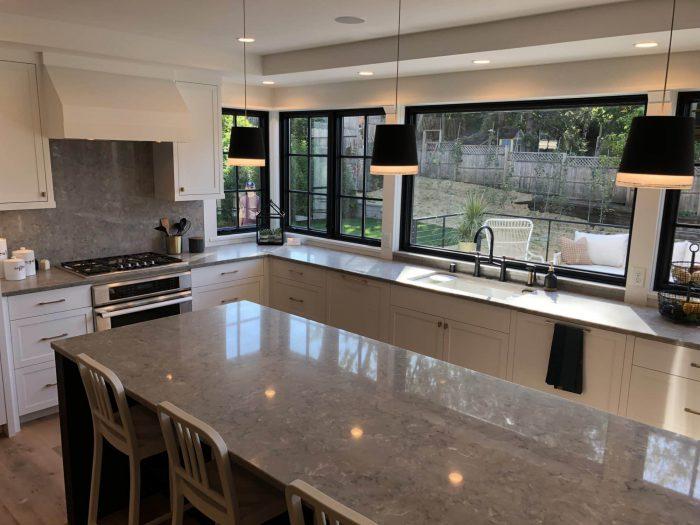 Modern Urban Farmhouse Kitchen
