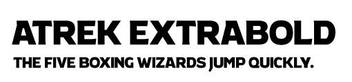 atrek-extrabold-modern-slab-font