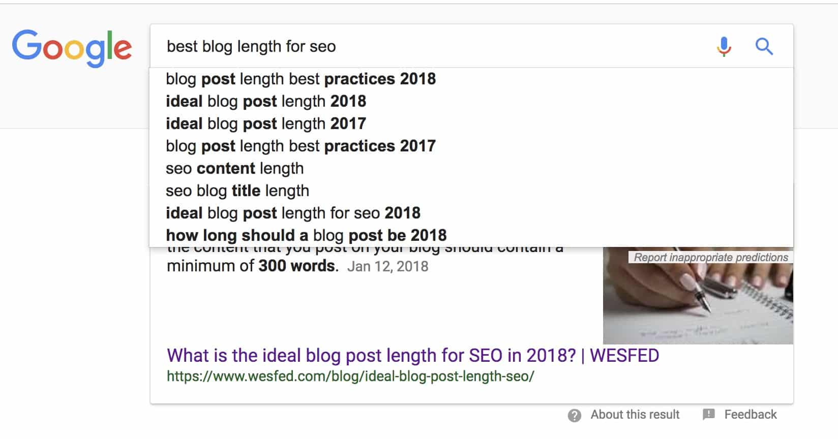 How Long Should a Blog Post Be for SEO in 2019? | Hook Agency