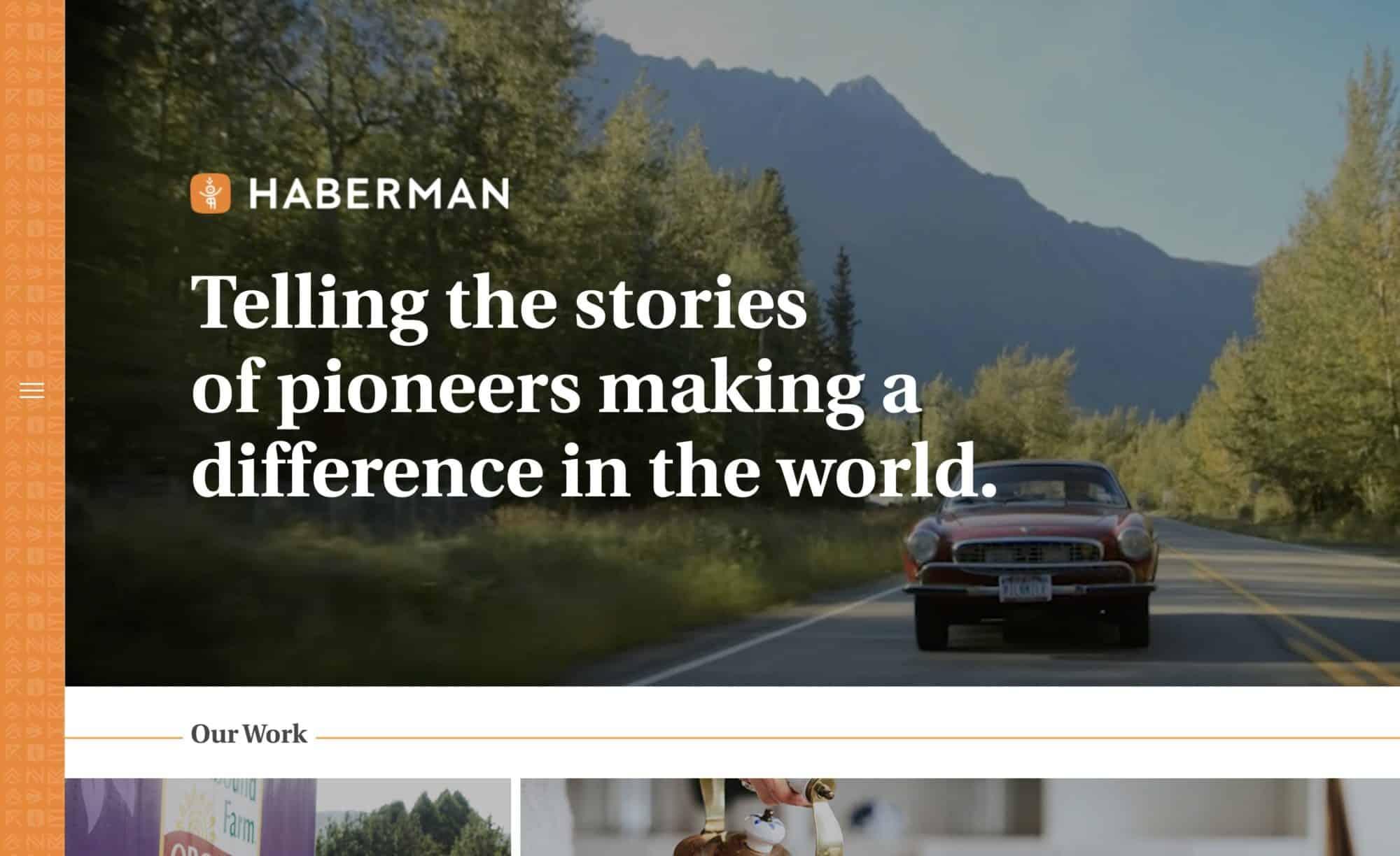 Haberman - Modern Storytellers