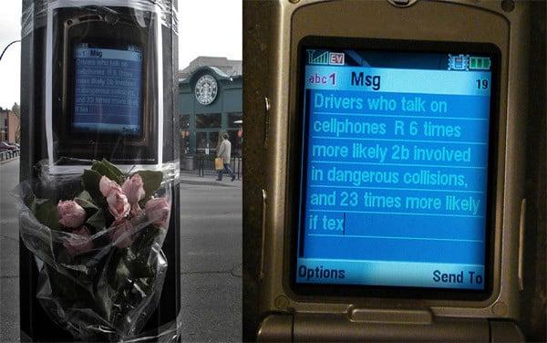 Phone Call Memorial