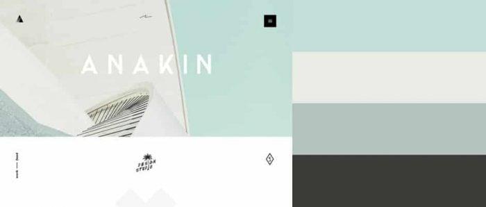 Logo color scheme - marketing