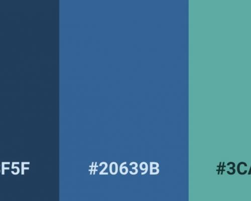 CSS Color Palette - Gold, white, red, green color codes