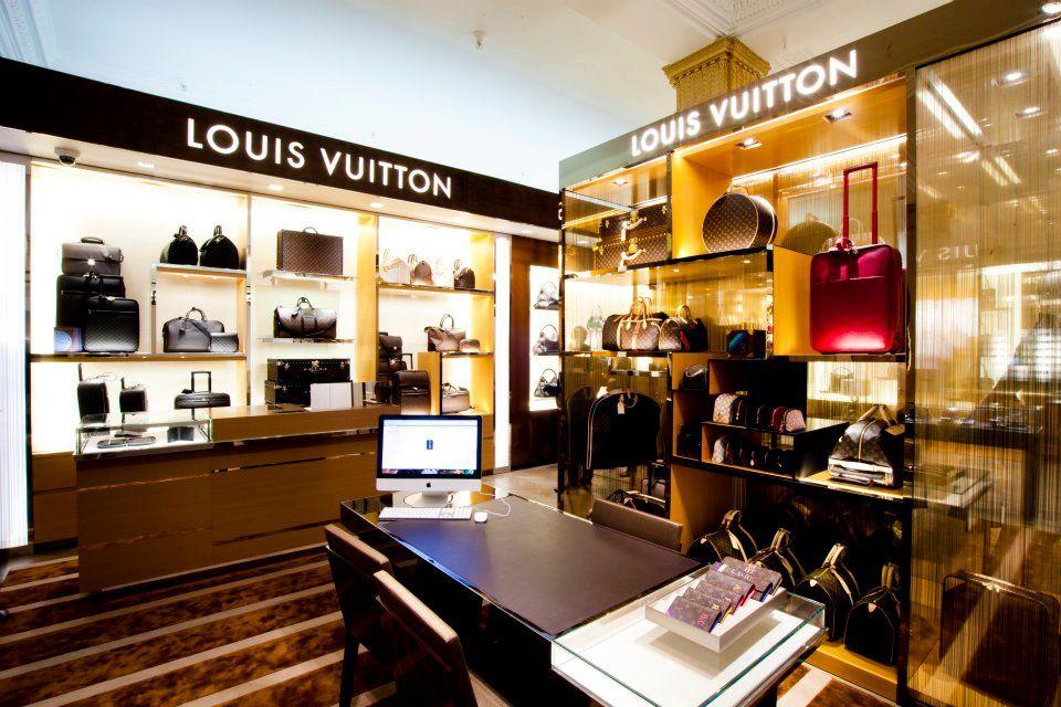Louis Vuitton Scarctiy