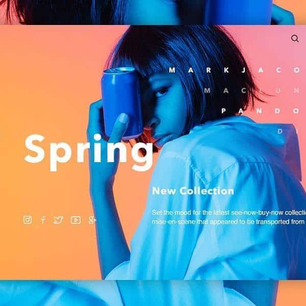 spring-design-gradient-modern-creative