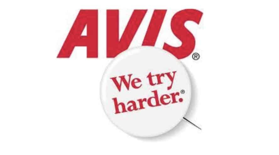 Avis We Try Harder