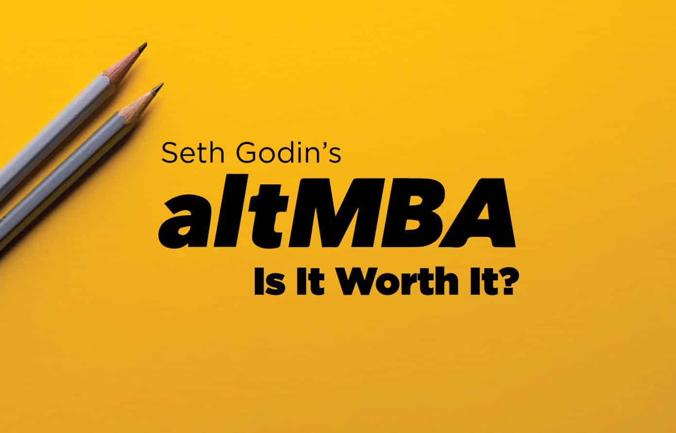 Seth Godin's AltMBA Reviews