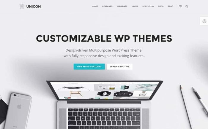 WordPress Theme vs. Custom WordPress template