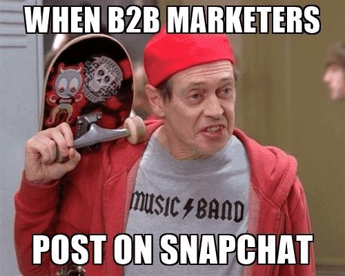 B2B Marketing - SEO + Content Marketing