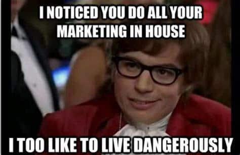 In house marketing - SEO