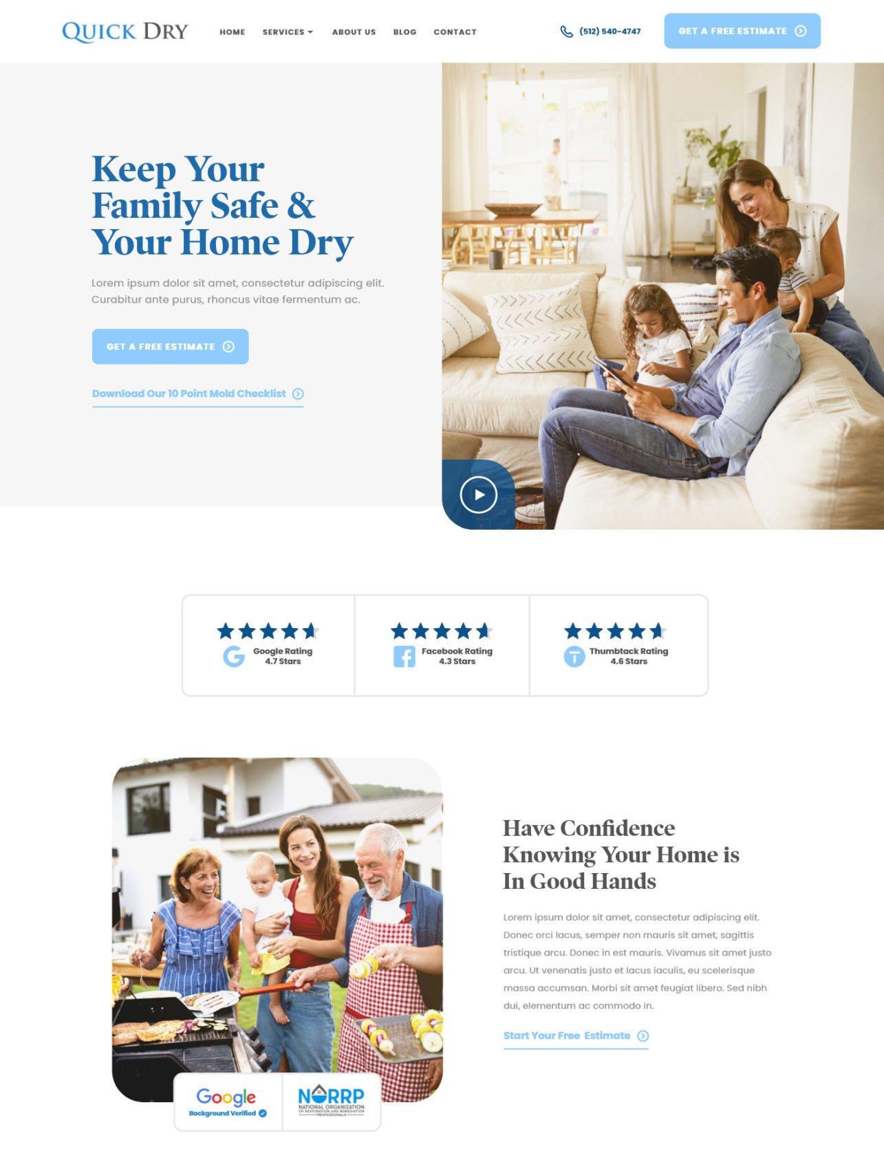 New York Web Design, Cincinnati Web Design, Detroit web design, Dallas web design, Chicago Web Design