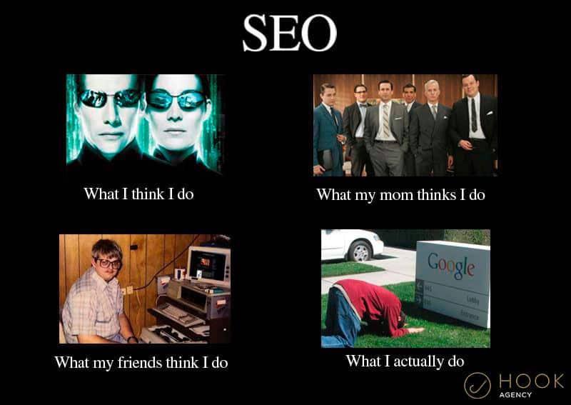 SEO + Content marketing memes – seo