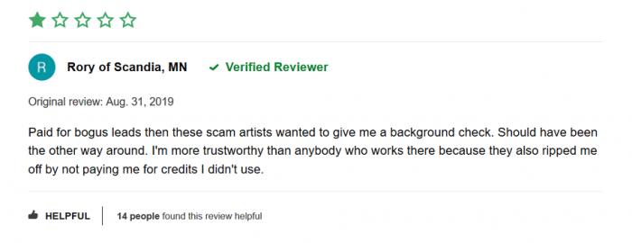 Hilarious Thumbtack Reviews