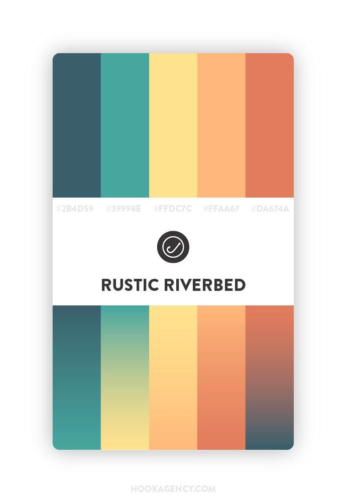 Rustic Western Color Palette 2020