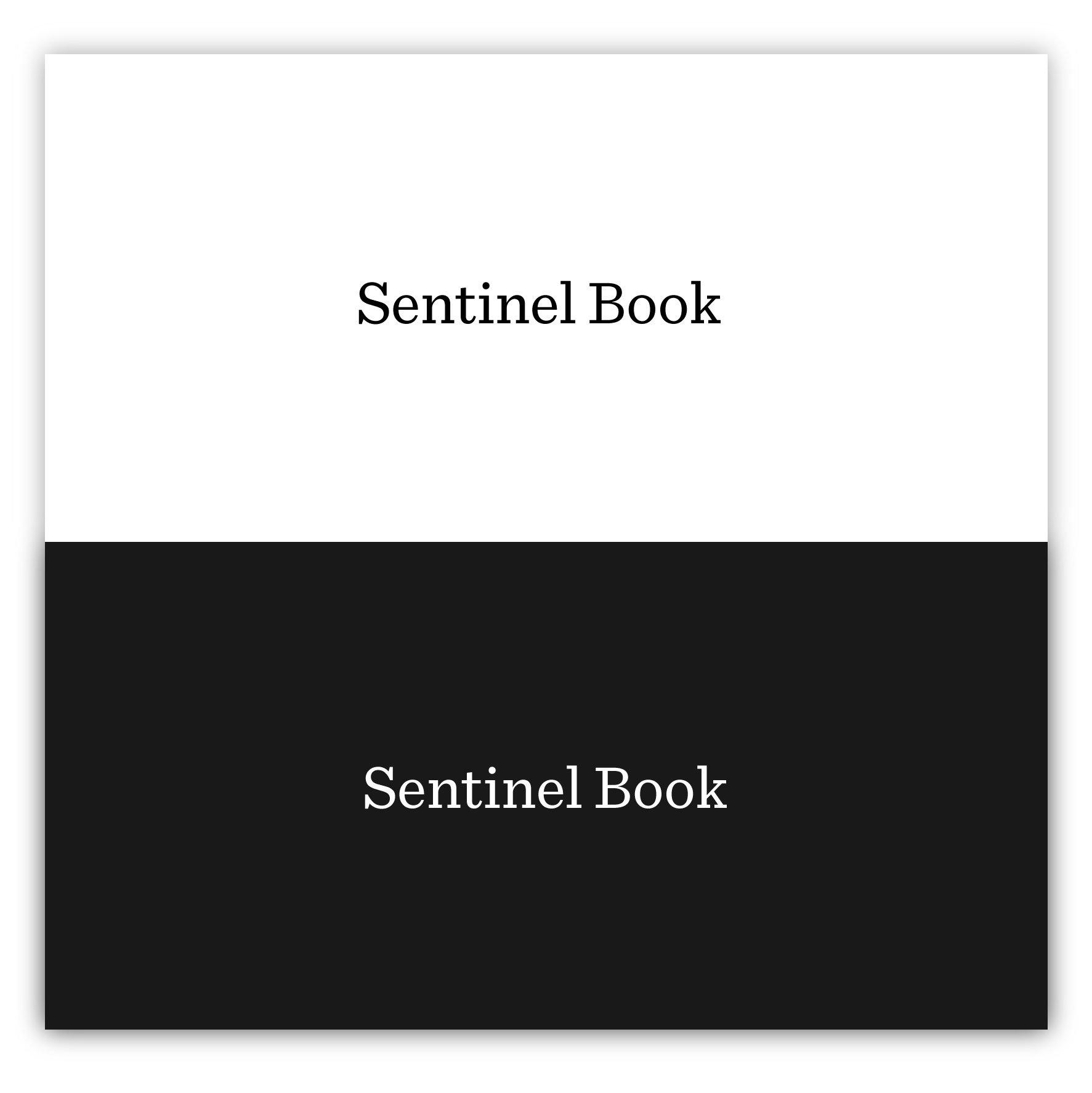 Sentinel Book Font - Free modern fonts for 2020